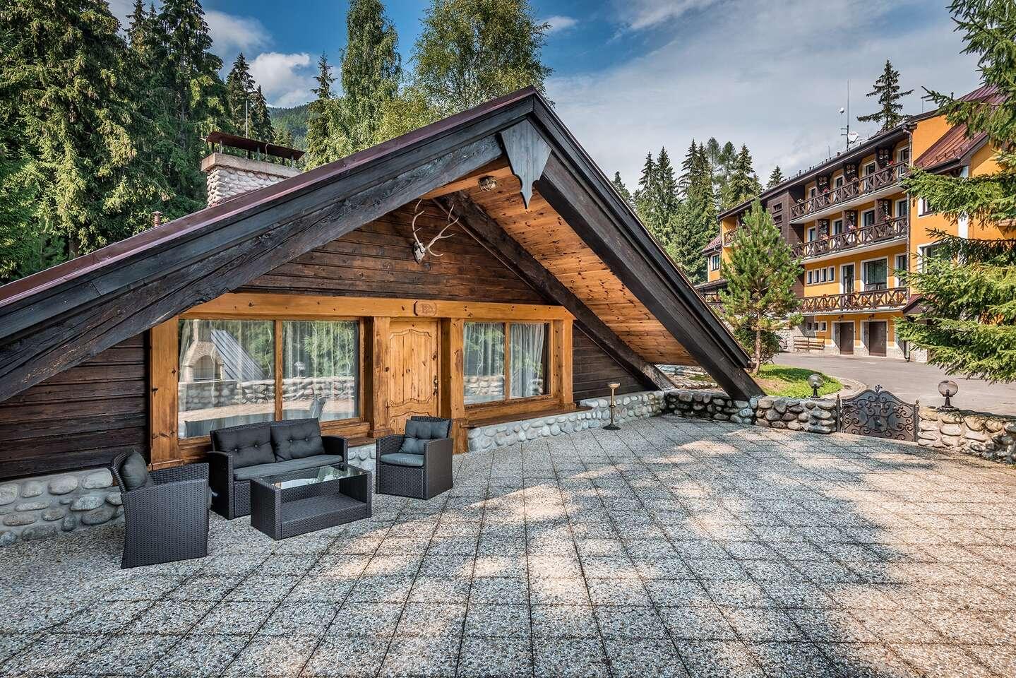 Dovolenka uprostred lesa Račkovej doliny - ideálne miesto pre relax alebo poriadne dobrodružstvo
