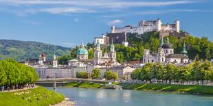 Salzburg je druhým najnavštevovanejším mestom Rakúska