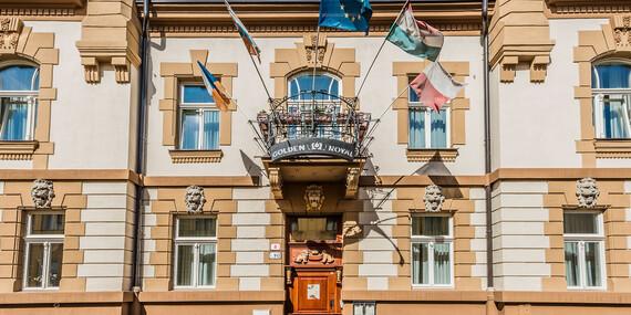 Víkendový wellness pobyt s neobmedzeným vstupom do ájurvédskych kúpeľov, polpenziou a masážami v centre Košíc/Košice - Staré Mesto