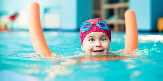 Kurzy plávania pre nových členov v detskom plaveckom centre KORYTNAČKA / Bratislava - Vrakuňa