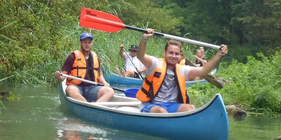 Vzrušujúci džungľový splav dunajských ramien so sprievodcom (tip na darček)/Šulianske jazero