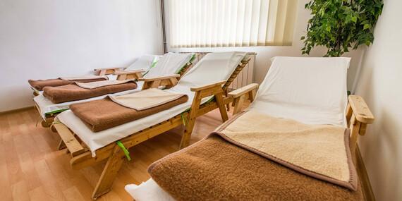 Vstup na 2 hodiny do wellness centra v Hoteli Bránica****/Malá Fatra - Belá