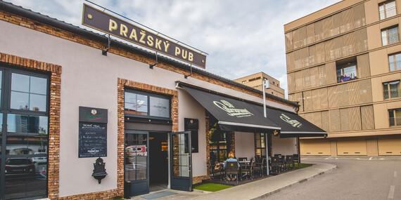 Tradičné české špeciality, len kúsok od Trnavského Mýta/Bratislava - Nové Mesto
