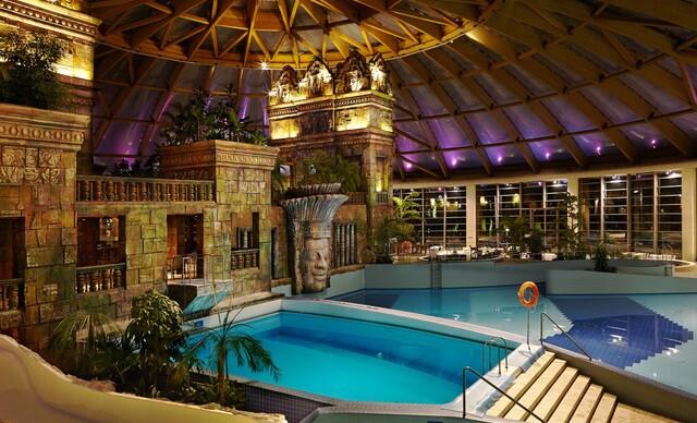 32% Maďarsko: 2-5 denní pobyt v luxusním hotelu…