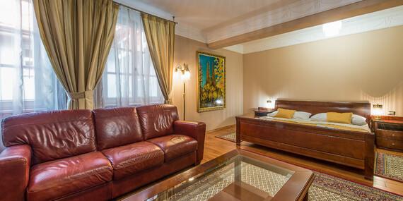 Pobyt pre dvoch s raňajkami a welcome drinkom v hoteli Carpe Diem**** v centre Prešova/Prešov