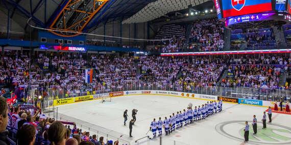 Svetový hokej naživo: Darujte originálny darček pre športovcov/Bratislava