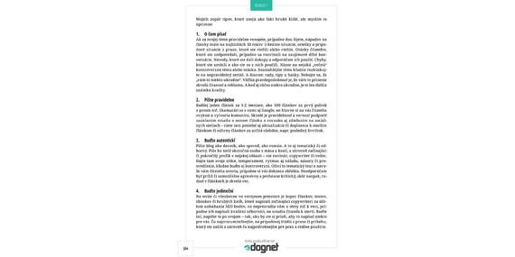 Jak se stát úspěšným blogerem - kniha Tvorba úspěšného vydělávajícího blogu/Slovensko