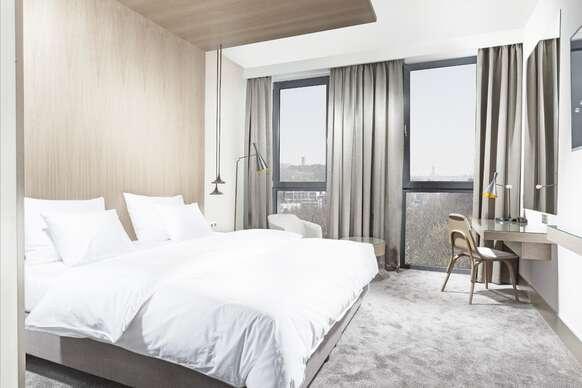 Luxusný hotel Golf**** len pár minút od centra Prahy s bonusmi podľa vami zvoleného pobytu