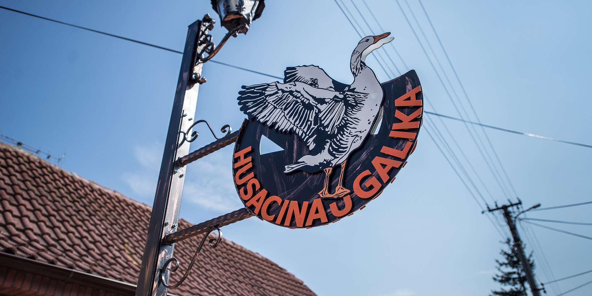 Husacie alebo kačacie hody z reštaurácie Husacina u Galika - aj k ...
