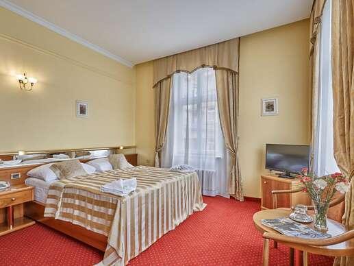 31% Spa hotel Sirius**** v historickém centru…