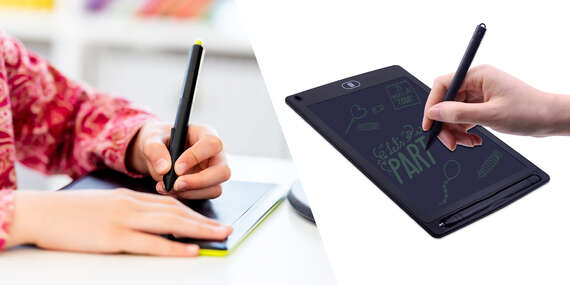 Tablet 8.5 pre kreslenie a písanie všetkých vašich myšlienok/Slovensko