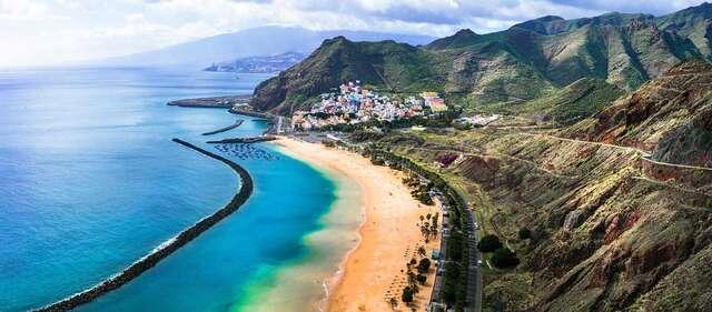 Dovolenka na Kanárskych ostrovoch – Tenerife s výhľadom na oceán