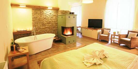 Úžasný odpočinek s wellness a polopenzí v hotelu Líšeňský Dvůr v krajině Žďárských Vrchů s dítětem do 5,9 let zdarma a platností do konce roku 2021 / Vysočina - Lišná