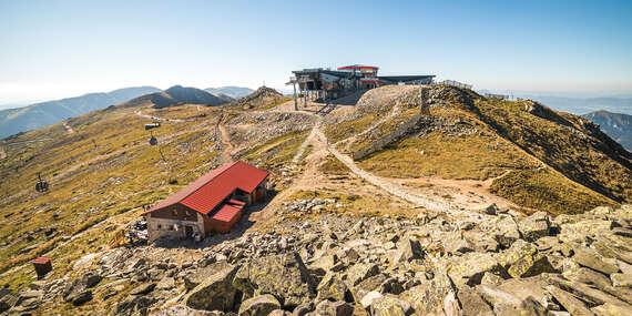 Penzión Dúhový pstruh: Pobyt medzi končiarmi Nízkych Tatier / Bystrá – Nízke Tatry