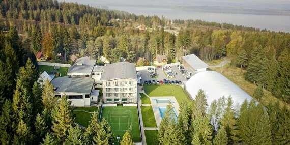 Odpočinek ve výjimečném resortu Altis **** na Oravě s polopenzí, wellness a množstvím aktivit/Námestovo