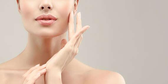 Ozónoterapia alebo mezoterapia tváre a tela/Žilina