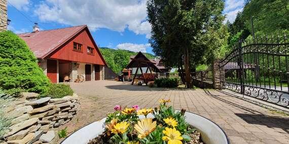 Rodinná dovolenka v oravskej Zázrivej v Chate pod Rozsutcom pre 12 osôb/Malá Fatra - Zázrivá