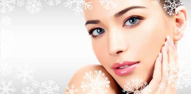 Sleva 50% na pobyt - Vánoční balíček s ultrazvukovým čistěním pleti a masáží či lymfodrenáží, ideální…