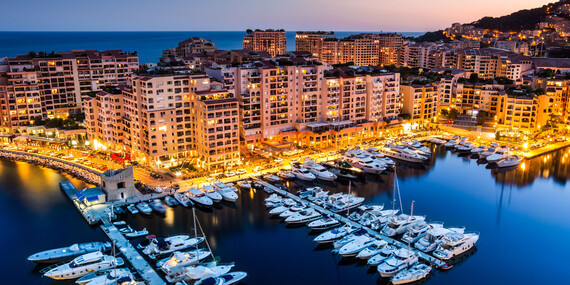 Poznejte perly evropského jihu - Provence, nejkrásnější část Francie, Marseille, ostrov If, Cannes a Monaco. Zájezd na 5 dní vč. snídaně a ubytování/Francie - Provence