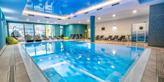 Luxusný wellness pobyt v hoteli Panorama**** v centre Trenčianskych Teplíc / Trenčianske Teplice