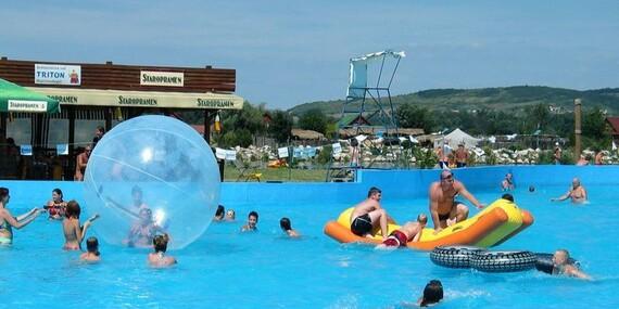 Relax na jižním Slovensku v areálu termálního koupaliště Vadaš Štúrovo, 8 dní odpočinku pro 2 osoby s ubytováním v rekreačním komplexu El Paso/Slovensko - Štúrovo