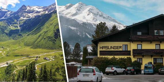 Haslinger: Útulný alpský penzión v Salzburgu so saunou/Rakúsko - Salzburg - Bad Gastein