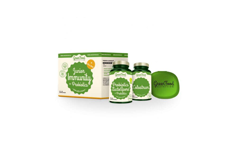 Výživové doplnky z GreenFood Nutrition pre vaše zdravie a podporu...