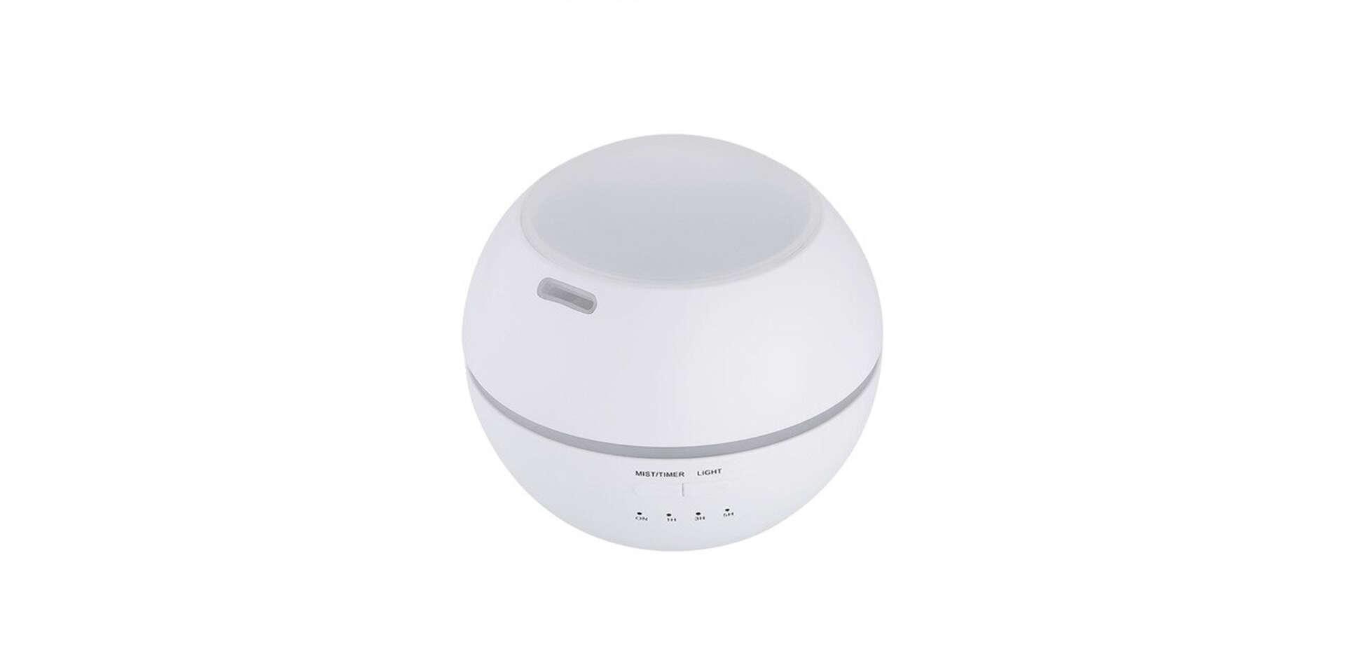 Aróma difúzer s lampou alebo USB aróma difúzer