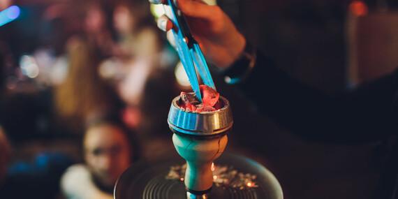 Chill pri vodnej fajke v dizajnovom lounge Smoking.hookah / Trnava