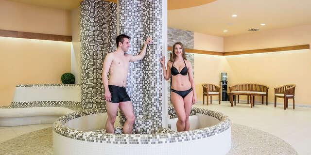 Relax na Morave v hoteli Jana**** s gurmánskou polpenziou, bowlingom a neobmedzeným wellness.