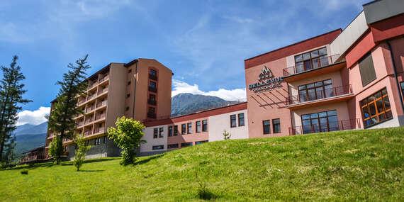 GRAND HOTEL BELLEVUE**** v nových izbách Exclusive, s novým wellness pre dospelých, detským wellness a polpenziou. Varianty aj na viac nocí./Vysoké Tatry - Horný Smokovec