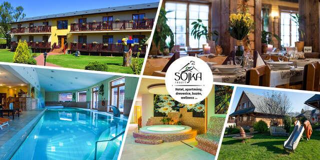 Sojka resort