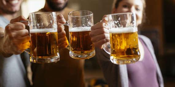 Poctivé remeselné pivo Simeon z Piešťan alebo prehliadka pivovaru a pivné balíčky/Piešťany