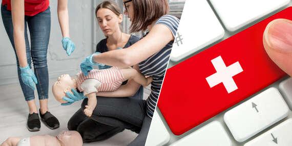 Online kurz poskytovania prvej pomoci/Slovensko