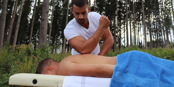 Darčekové poukážky na akúkoľvek masáž od profesionálneho maséra/Nové Mesto nad Váhom