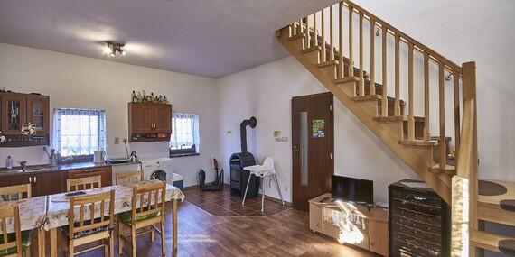 Vlastný apartmán pre 2 dospelých + až 2 deti do 15 rokov/Strelníky