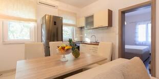 Apartmán Teo v Chorvátsku, Biograd na Moru