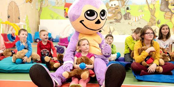 Detský denný a týždenný tábor v Mixiland (Bratislava Eurovea a Zvolen OC Galéria)/Bratislava, Zvolen