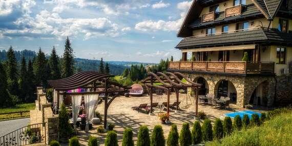 Orlik**** v poľských Tatrách s miniSPA - jeden z našich najlepšie hodnotených penziónov / Poľsko - Bukowina Tatrzańska