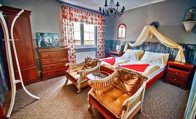 Krása Belianskych Tatier s ubytovaním a stravou pre 4 - 5 osôb v penzióne Šilon
