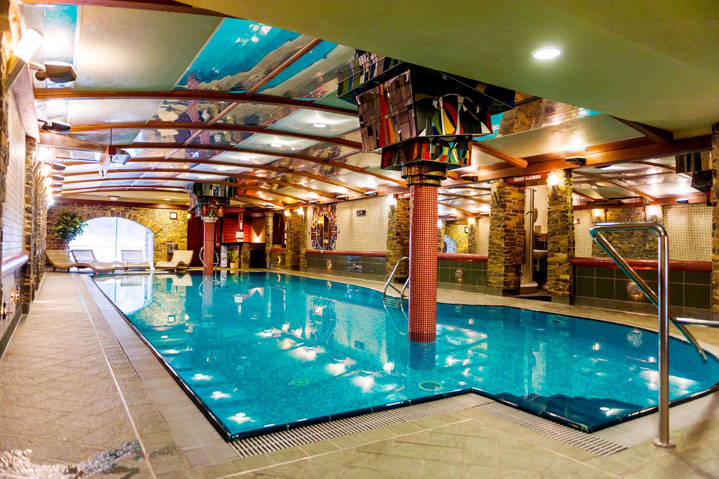 EXTRA NÍZKA CENA: Relax v srdci Veľkej Fatry v hoteli Áčko*** s wellness a polpenziou