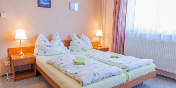 Ubytovanie pre 6 až 10 osôb na chate neďaleko Vysokých Tatier/Mengusovce