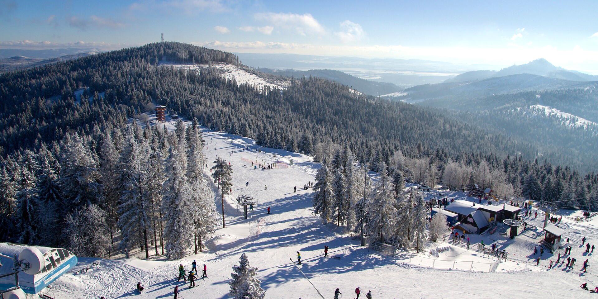 Raj pre turistov a lyžiarov - útulný penzión Šilon s nádherným výhľadom na Tatry