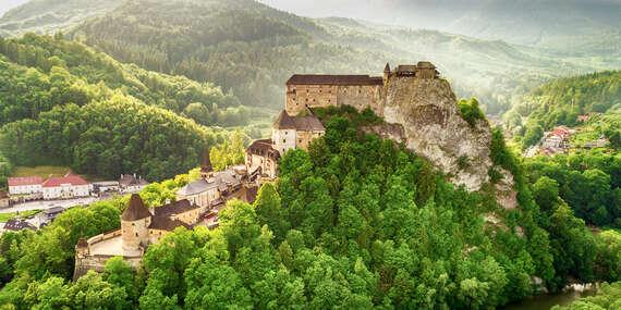 Rodinná dovolenka vo vlastnej chatke len pár minút autom od Oravskej priehrady a hradu / Krušetnica - Orava