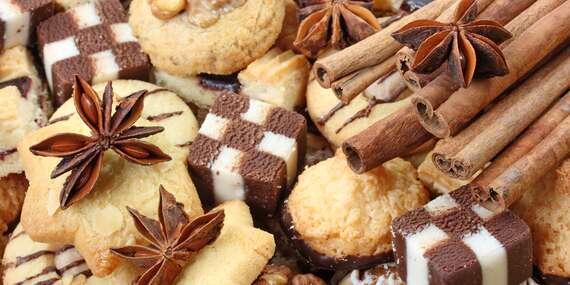 Najobľúbenejšie vianočné koláčiky – 50 alebo 150 ks balenie / Žilina
