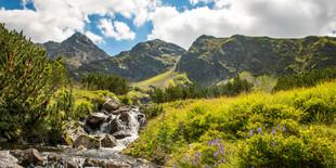 Národný park Zakopané je nádherným miestom na turistiku