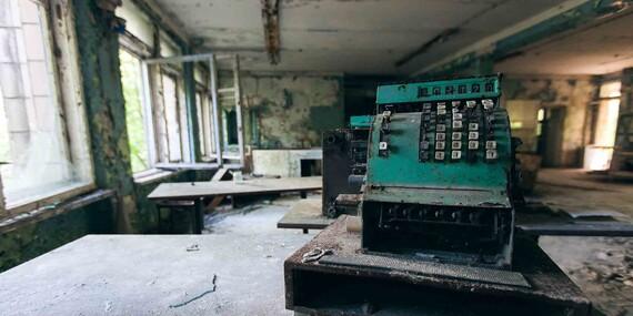Celodenný výlet do Černobyľu - miesto so silným príbehom/Ukrajina – Černobyľ