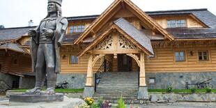 Zbojnícka koliba ponúka ubytovanie v príjemnom tradičnom štýle