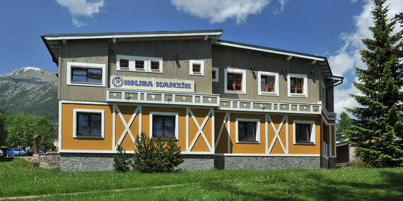 Dovolená pod Tatrami v Kolibě Kamzík/Vysoké Tatry – Starý Smokovec