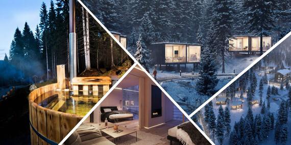 Björnson Tree Houses – dovolenka uprostred lesa pod Chopkom / Demänovská Dolina - Jasná